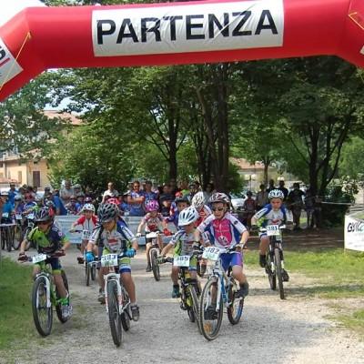 Kids MTB race